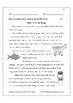 Reading Warm-ups - Blasts! #1 - Grade 2