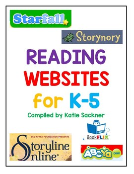 {FREE} Reading Websites for Students