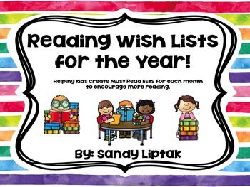 Reading Wish Lists