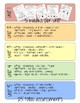 Reading Wonders 1st Grade Weekly Assessments MEGA BUNDLE