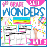 Reading Wonders 3rd Grade Constructed Response Unit 2 - Co