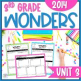 Reading Wonders 3rd Grade Constructed Response Unit 3 - Co