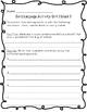 Reading Wonders Daily Language Activity - Grade 4 Unit 1