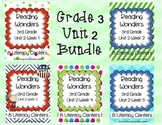 Reading Wonders Grade 3 (Unit 2 BUNDLE!)