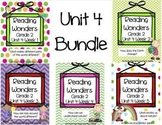 Reading Wonders Grade 2 Unit 4 Bundle (All 5 Weeks!)