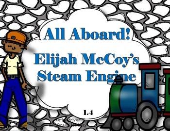 Reading Wonders Grade 3 Unit 1 Story 4 All Aboard! Elijah