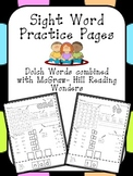 Reading Wonders Sight Words Unit 1