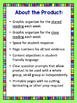 Third Grade Reading Wonders (Unit 3) Close Read Graphic Or
