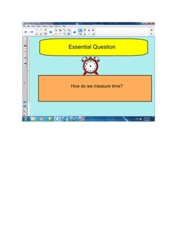 Reading Wonders Unit 3 Smartboard Files for each day First Grade