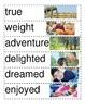Reading Wonders 2nd Unit 3 Vocabulary Word Wall