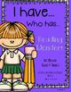 Reading Wonders Unit 4 BUNDLE: I have, Who has?