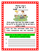 Reading Wonders' Unit Three, Week Five Leveled Book Work Packet