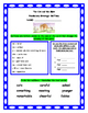 Reading Wonders' Unit Two, Week Two Leveled Book Work Packet