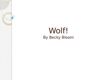 Unit 1, Week 1 Reading Wonders Vocabulary (Wolf!)