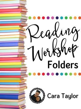 Reading Workshop Folders
