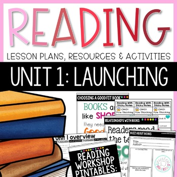 Reading Workshop Unit 1- Launching