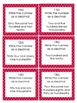 Reading & Writing Decimals: 30 Task Cards