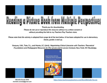 Reading a Picture Book from Multiple Perspectives