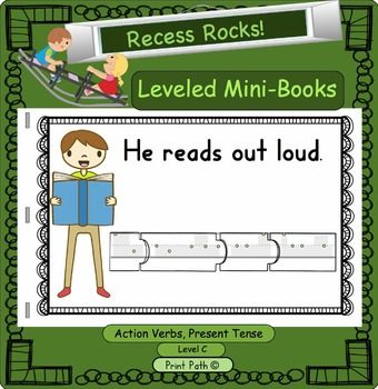 Reading and Handwriting Practice Mini-Books: Handwriting W