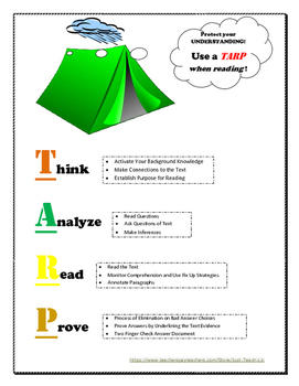 Reading and Test Taking Strategies