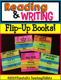 Reading and Writing Flip Up Books