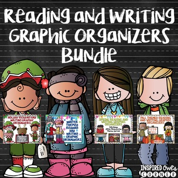 Reading and Writing Graphic Organizers for the Whole Year