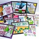 Reading and Writing Strategies Posters, Quick Cards and Bookmarks