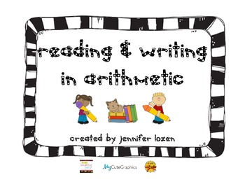 Reading and Writing in Arithmetic