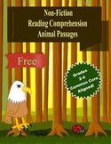 Reading comprehension passages, Reading comprehension stories