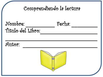 Reading comprehension report