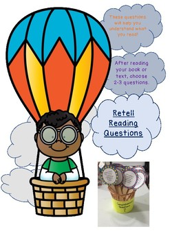 Reading - follow on comprehension questions