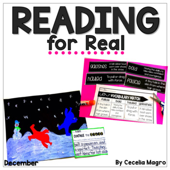 Reading for Real - A Month of Lesson Plans and Activities