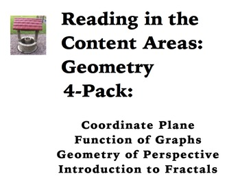 Reading in the Content Areas:  Geometry and Coordinate Pla