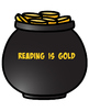 Reading is Gold Set