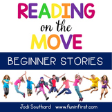 Reading on the Move Beginner Stories