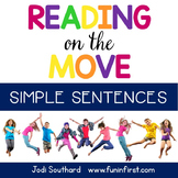 Reading on the Move Simple Sentences