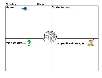 Reading strategies (English and Spanish)