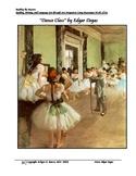 Reading the Masters - Edgar Degas (Teacher/Student Edition)