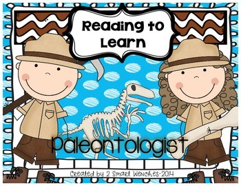 Reading to Learn- Paleontologist