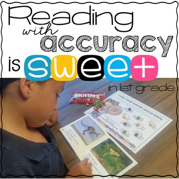 Reading with Accuracy in 1st Grade Activity