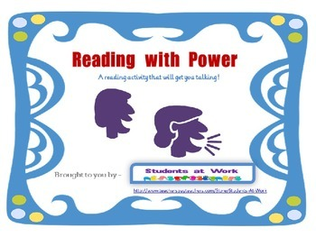 Reading with Power - Independent Oral Reading and Activities