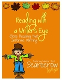 Reading with a Writer's Eye; Scarecrow by Cynthia Rylant
