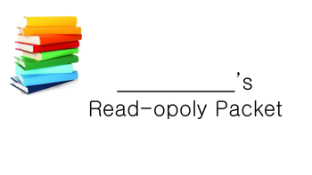 Readopoly Reading Packet