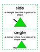 Ready Common Core Mathematics Unit 4 Gr. 2 Vocabulary Cards