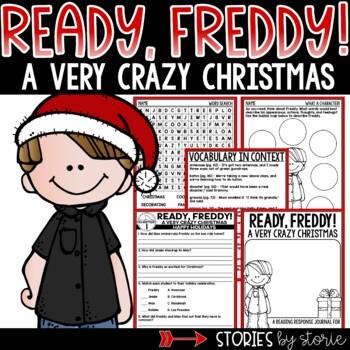 Ready, Freddy! A Very Crazy Christmas
