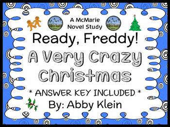 Ready, Freddy! A Very Crazy Christmas (Abby Klein) Novel S