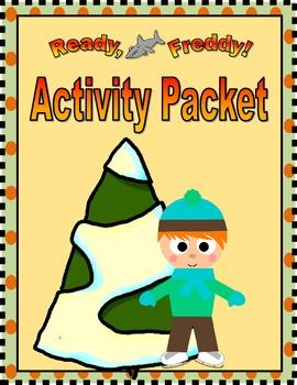 Ready, Freddy! Activity Packet