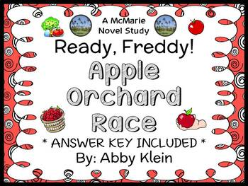 Ready, Freddy! Apple Orchard Race (Abby Klein) Novel Study
