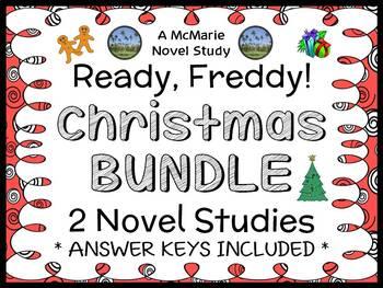Ready, Freddy! Christmas BUNDLE (Abby Klein) 2 Novel Studi