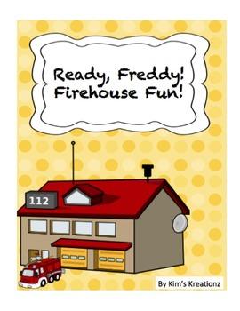 Ready, Freddy! Firehouse Fun! Novel Study